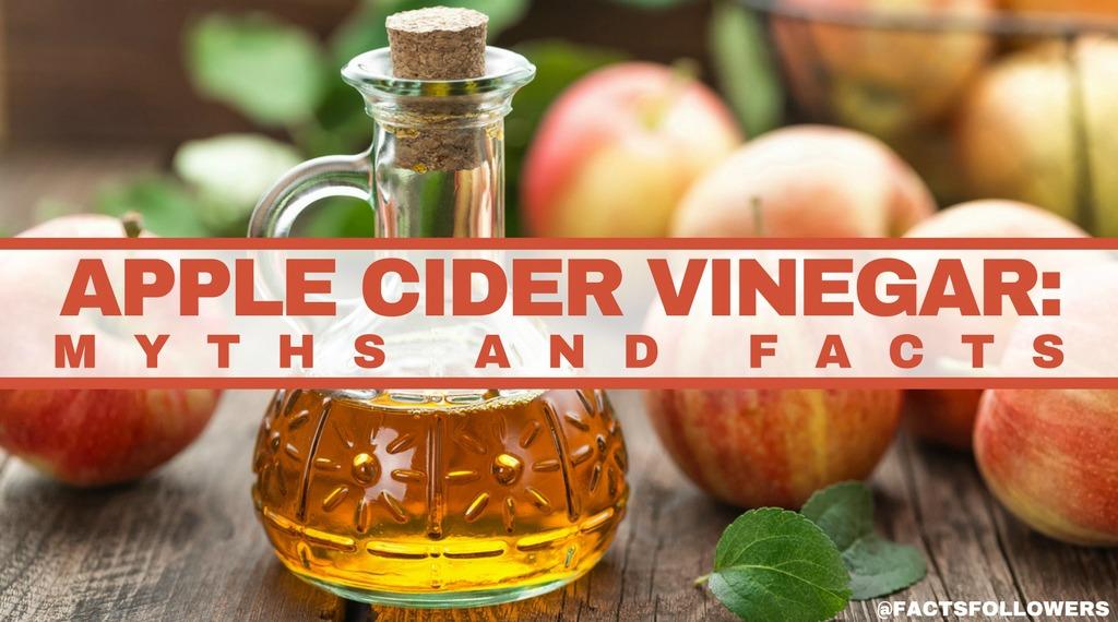apple cider vinegar acv myths and facts_FINAL