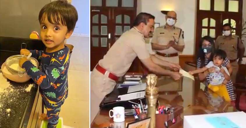 kabeer-3-year-old-bakes-cupcakes-raise-rs-50000-and-donaters-mumbai-police