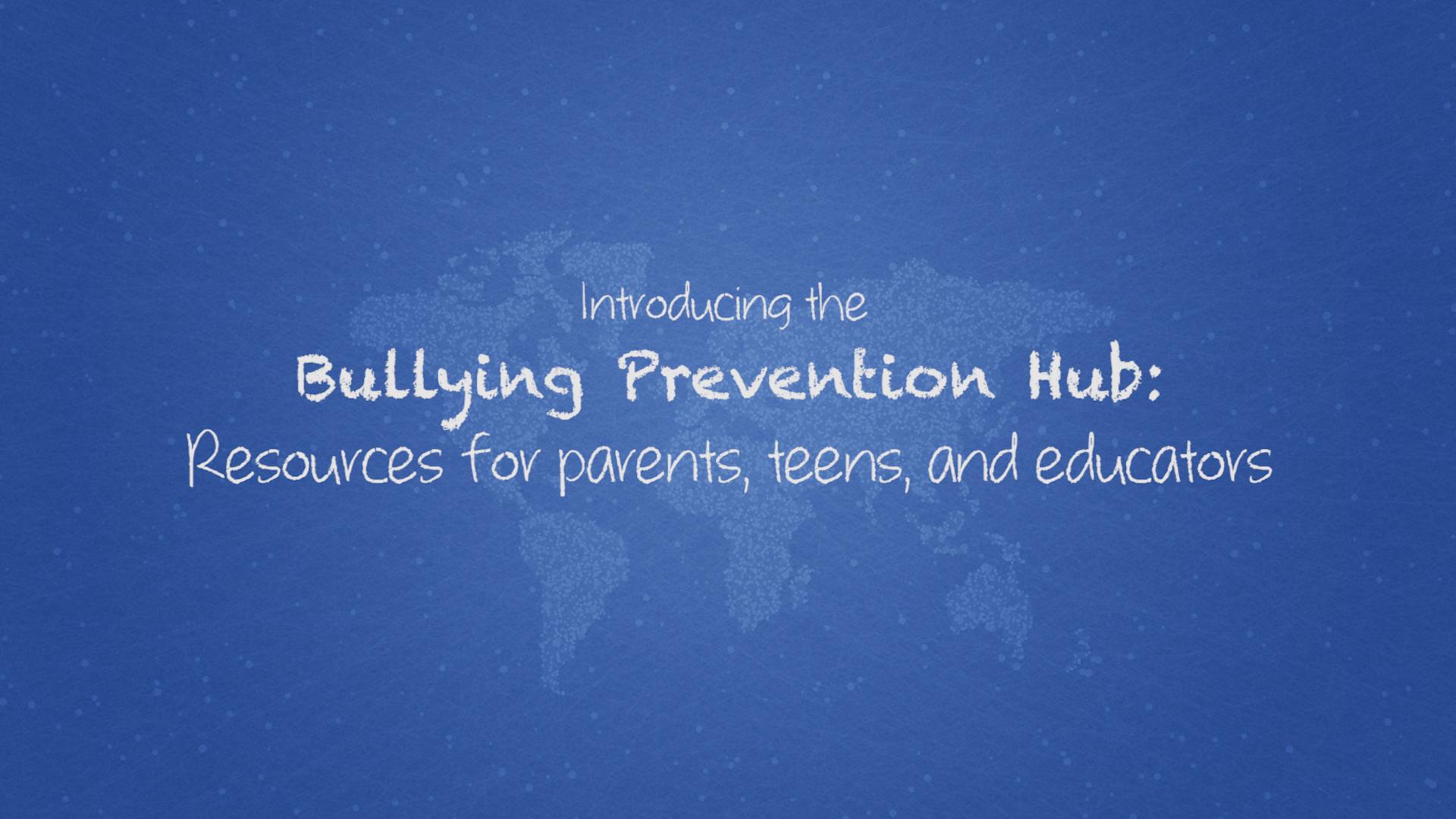 bulling-prevention-hub