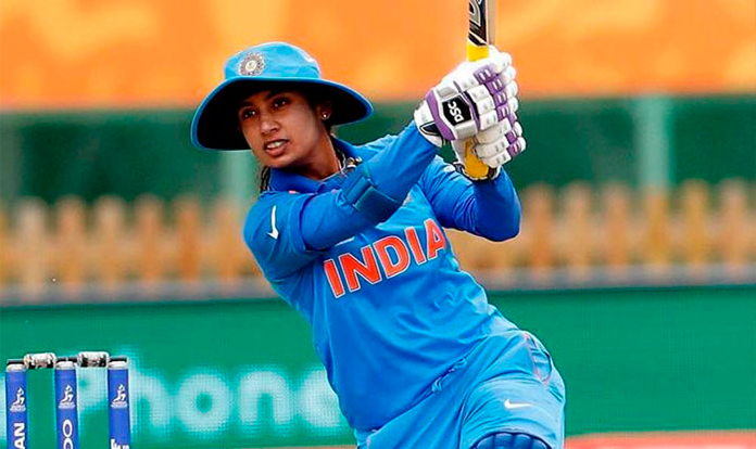 Mithali Raj in the works