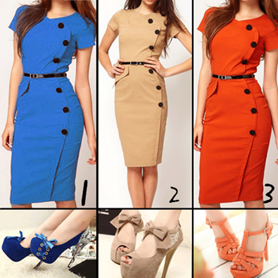 ladies_short_dresses_in_blue_color_skin_color_and_orange_color