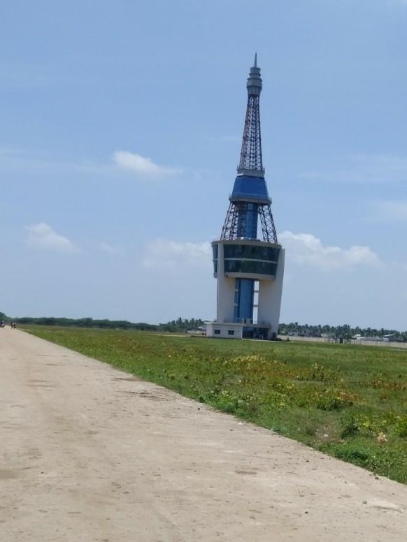 yanam eiffel tower