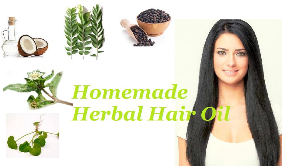 Homemade-Herbal-Hair-Oil