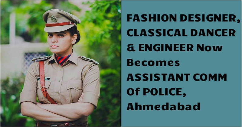 manjita-vanzara-fashion-designer-engineer-dancer-now-becomes-assistant-commissioner-of-police-heres-the-wonderful-reason-behind-this-turn-